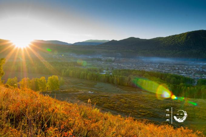新疆行--禾木~喀纳斯~白沙湖~天山大峡谷