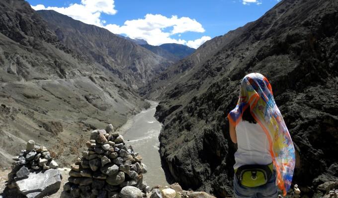 又回西藏寻魂(察隅-八宿-洛隆-边坝-比如)