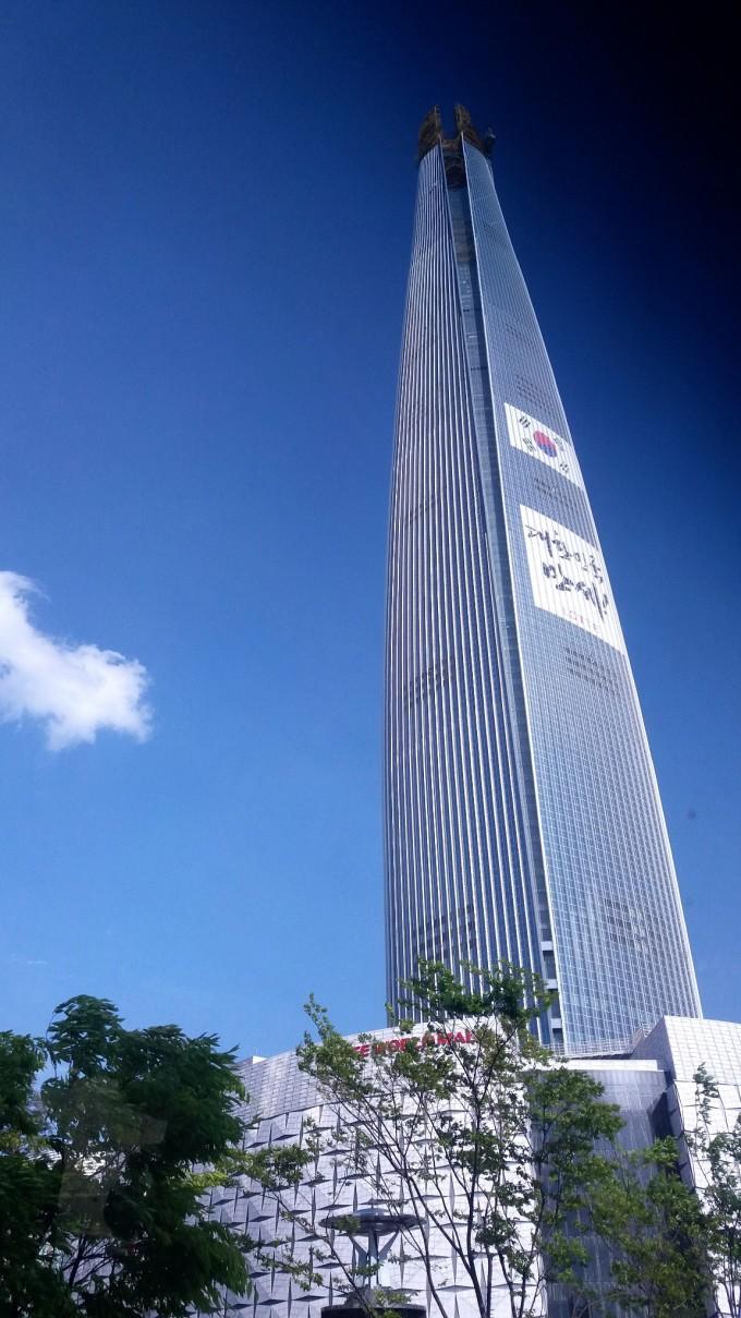世界那么大,我要去看看之韩国--济州岛&首尔