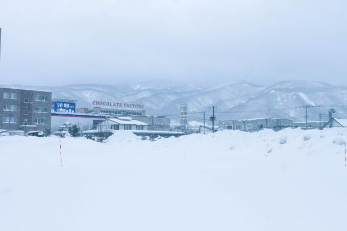雪国の情书-----2016春节北海道自由行