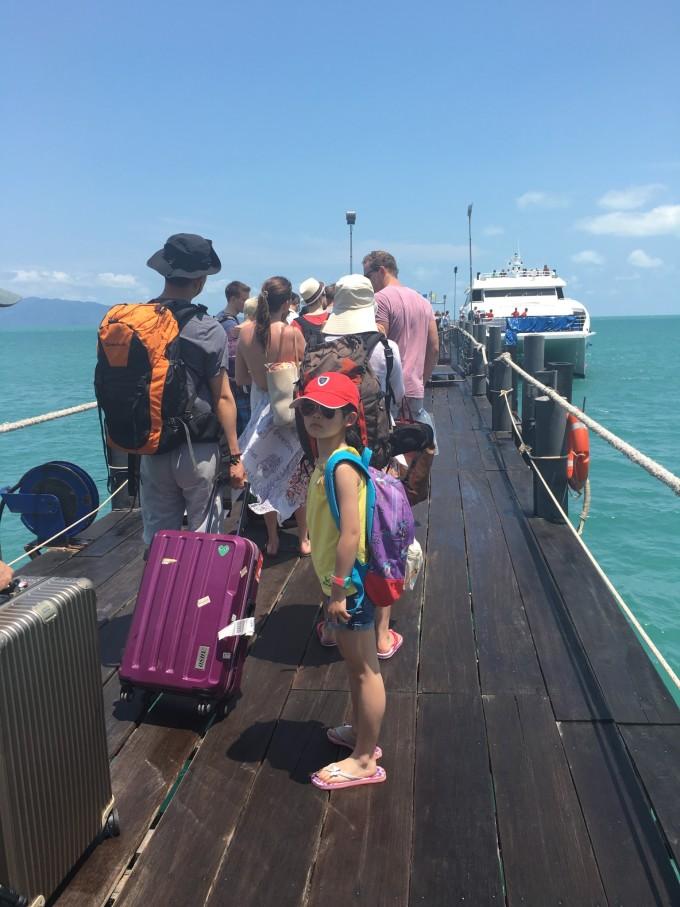 这一天我们定了苏梅岛环岛一日游.