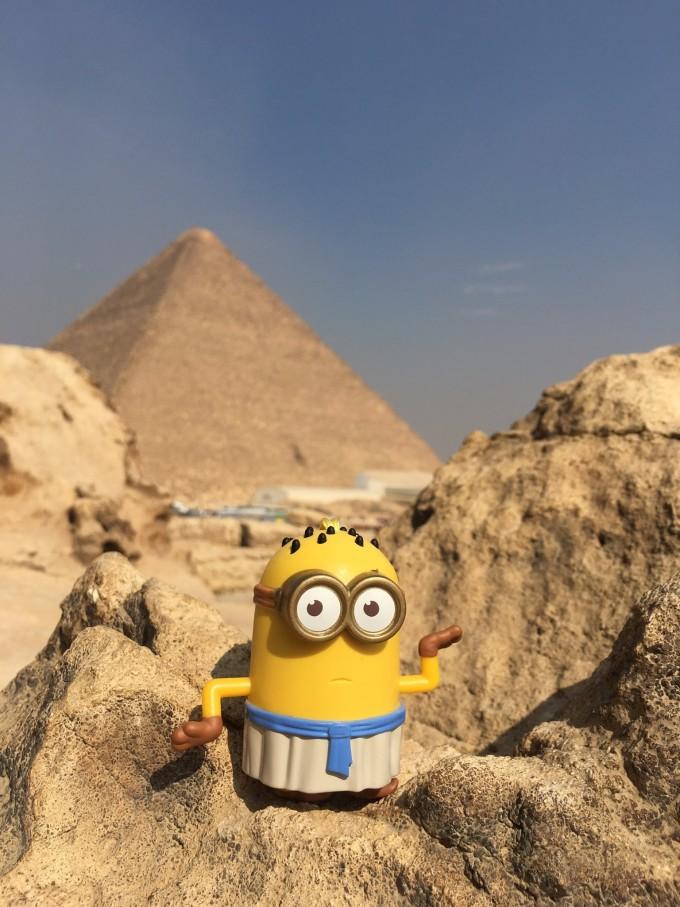 哈夫拉金字塔