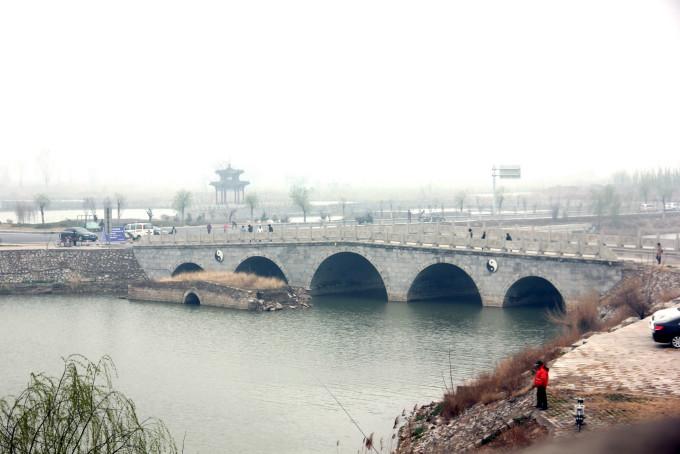 太极圣地-邯郸永年广府古城