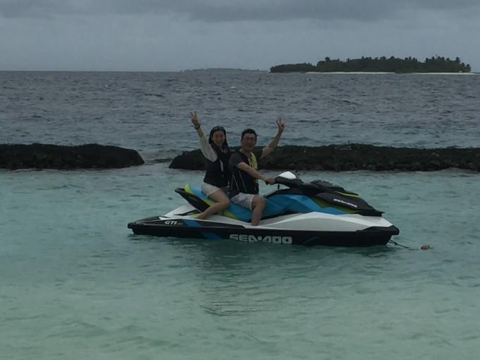 马尔代夫coco岛最美游记(最美风景和最美海岛自拍创意